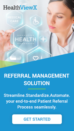 Referal management