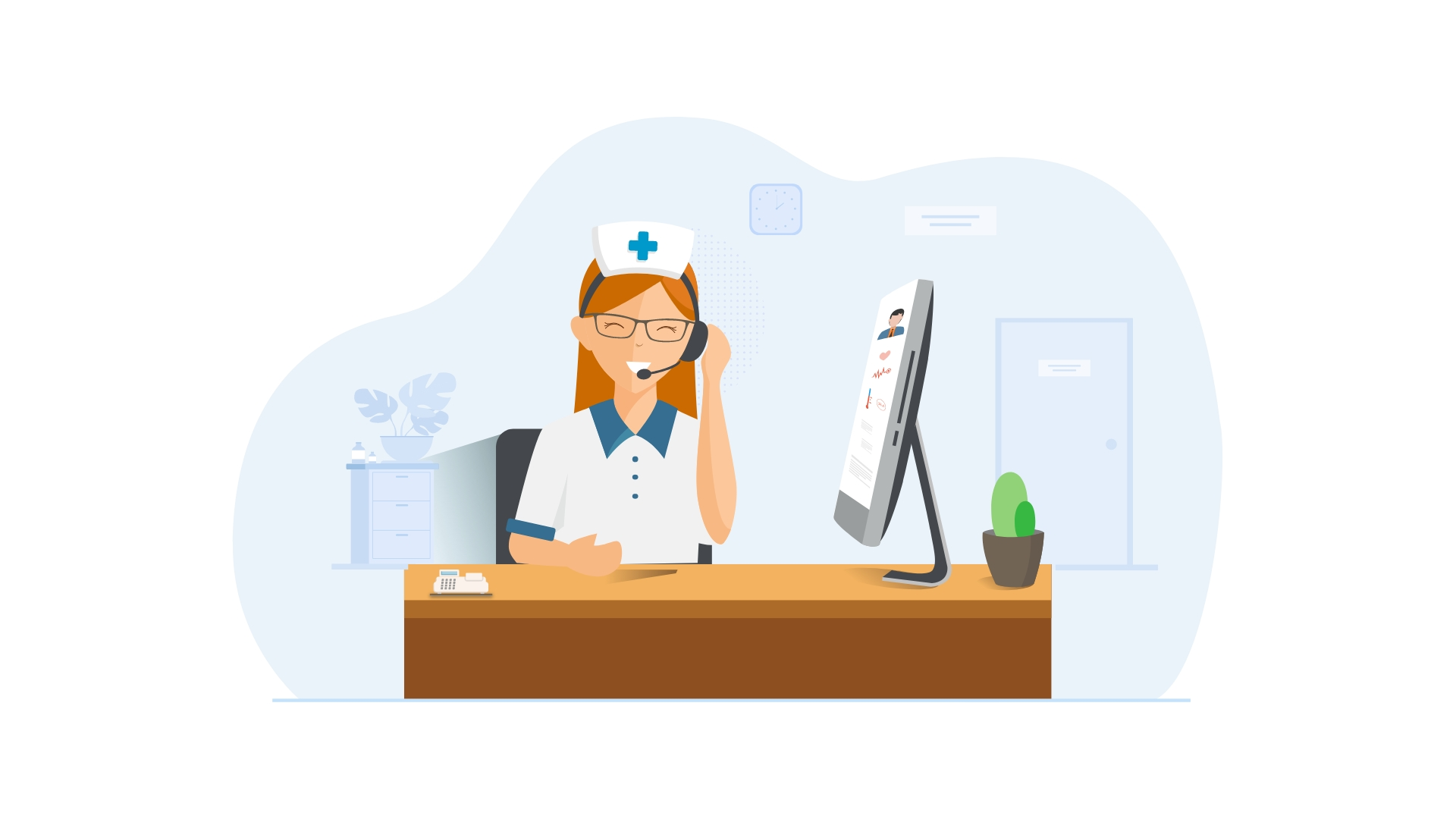how does call centers help remote patient monitoring