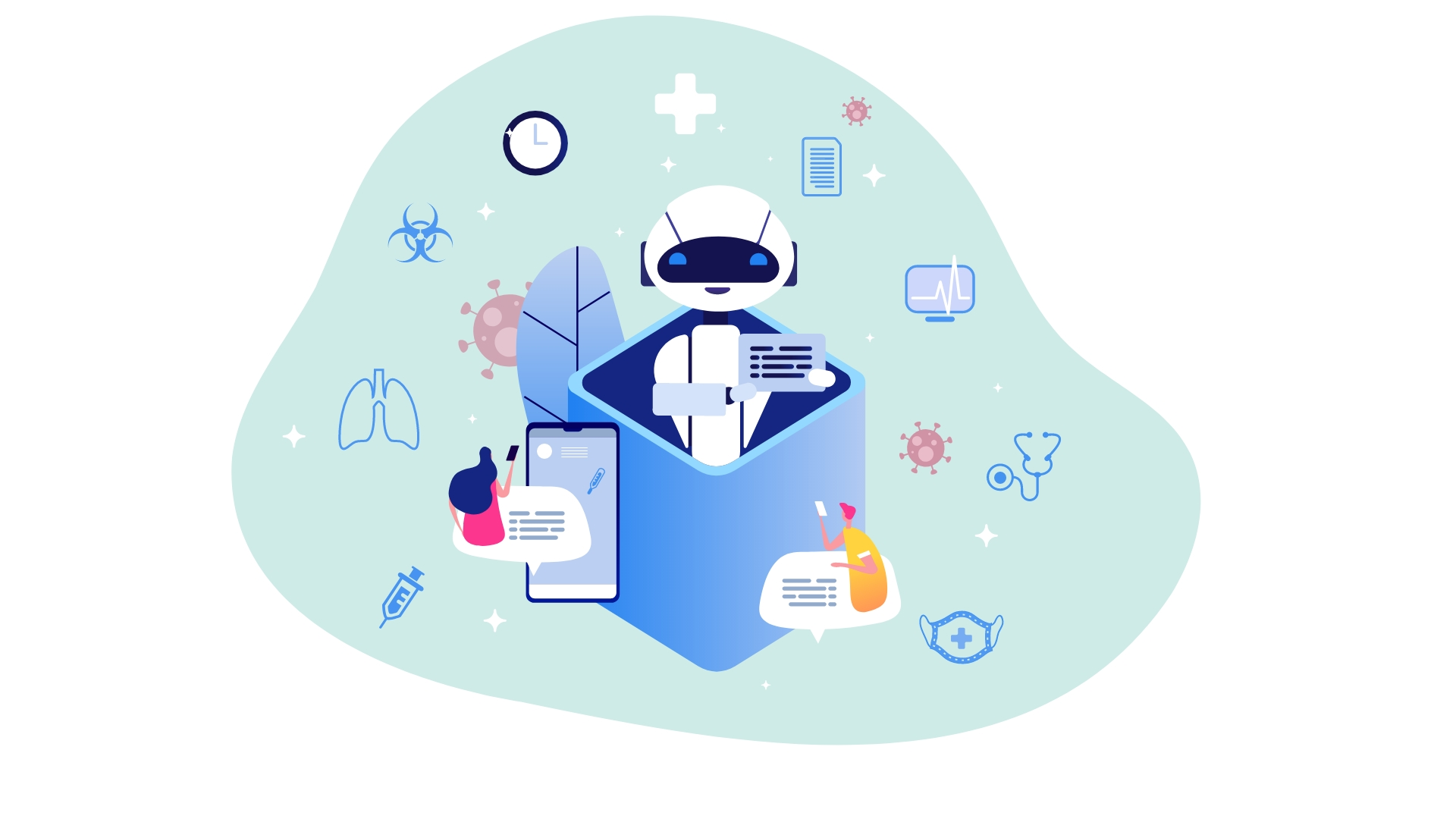Adoption of Artificial Intelligence in healthcare